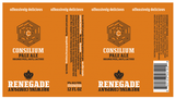 Renegade Brewing Co Consilium Pale Ale