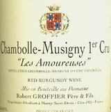 Domaine Robert Groffier Chambolle Musigny Les Amoureuses 2013