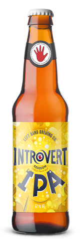 Left Hand Brewing Introvert IPA