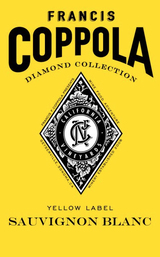 Francis Ford Coppola Diamond Series Yellow Label Sauvignon Blanc