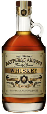 The Legendary Hatfield and McCoy Whiskey
