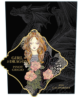Girl And Dragon Pinot Grigio 2014