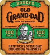 Old Grand-Dad Bonded Kentucky Straight Bourbon Whiskey