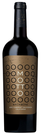 Motto Wines Backbone Cabernet Sauvignon 2013