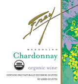 Frey Vineyards Organic Chardonnay 2009