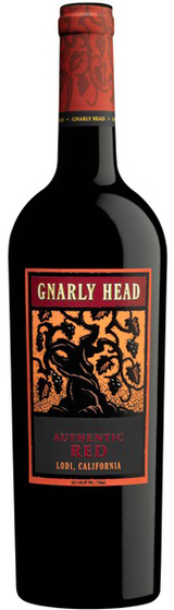 Gnarly Head Authentic Red 2013