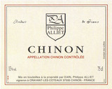 Philippe Alliet Chinon 2014