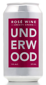 Underwood Rose Wine In A Can