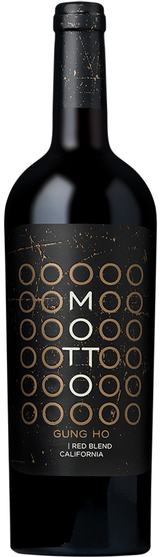 Motto Wines Gung Ho Red Blend 2013