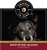 Chateau La Paws Red Wine Blend 2013