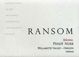 Ransom Selection Pinot Noir 2012