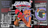Gigantic Brewing Company Pipewrench Gin Barrel Aged IPA