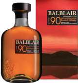 Balblair Highland Single Malt Scotch Whisky 1990