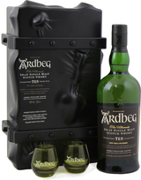 Ardbeg Distillery 10 Year Old Escape Pack With 2 Glasses