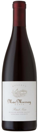 MacMurray Ranch Russian River Valley Reserve Pinot Noir 2013