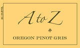 A to Z Wineworks Pinot Gris 2014