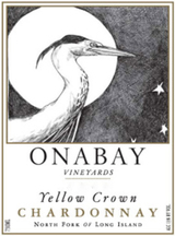 Onabay Vineyards Yellow Crown Chardonnay 2013