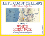 Left Coast Cellars White Pinot Noir 2014