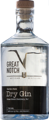 Great Notch Distillery Garden State Gin