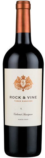 Rock & Vine Three Ranches Cabernet Sauvignon 2013