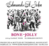 Edmunds St. John Bone Jolly Gamay Noir 2014