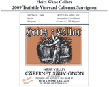 Heitz Cellar Trailside Vineyard Cabernet Sauvignon 2009