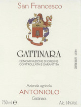Antoniolo Gattinara San Francesco 2010