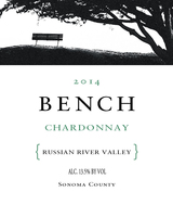 Brack Mountain Bench Chardonnay 2014