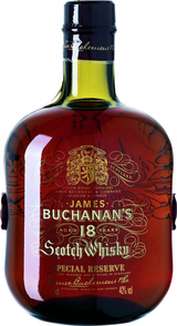Buchanan's Special Reserve Scotch Whisky 18 year old