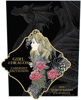 Girl And Dragon Cabernet Sauvignon 2013