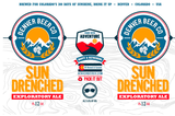 Denver Beer Company Sun Drenched Exploratory Ale