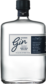 Woody Creek Distillers Colorado Gin