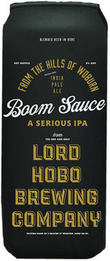 Lord Hobo Brewing Boom Sauce IPA