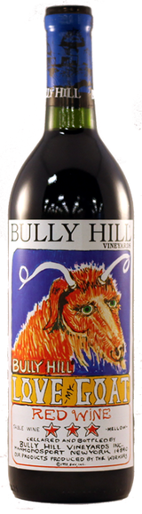 Bully Hill Love My Goat Red