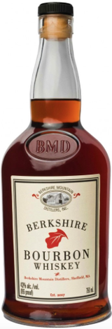 Berkshire Mountain Distillers Bourbon Whiskey