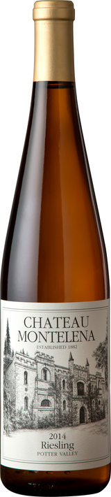 Chateau Montelena Potter Valley Riesling 2014