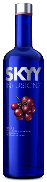 Skyy Infusions Grape Vodka