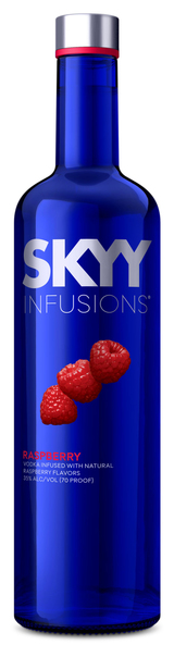 Skyy Infusions Raspberry Vodka