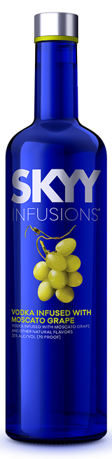 Skyy Infusions Moscato Grape Vodka