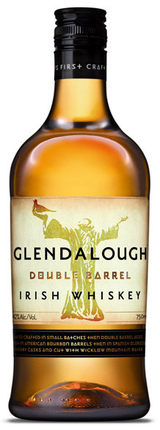 Glendalough Distillery Double Barrel Irish Whiskey