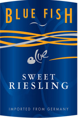 Blue Fish Sweet Riesling 2013