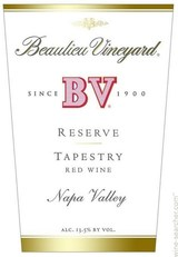 Beaulieu Vineyard Reserve Tapestry 2012