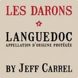 Jeff Carrel Les Darons Languedoc Rouge 2014
