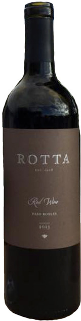 Rotta Winery Red Blend 2013