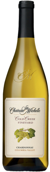 Chateau Ste. Michelle Cold Creek Vineyard Chardonnay 2013