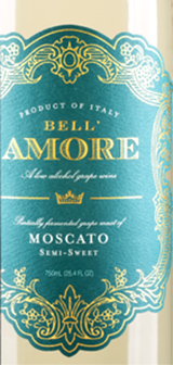 Bell'Amore Moscato NV