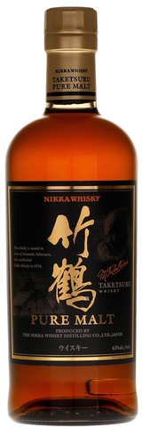 Nikka Pure Malt Taketsuru Whisky