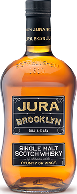 Jura Brooklyn Single Malt Scotch Whisky