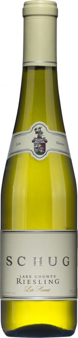 Schug Late Harvest Riesling 2013