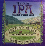 Anderson Valley Brewing Hop Ottin' IPA